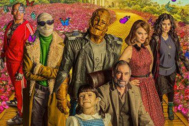 La hija de Niles se presenta en las nuevas fotos y pósters de Doom Patrol