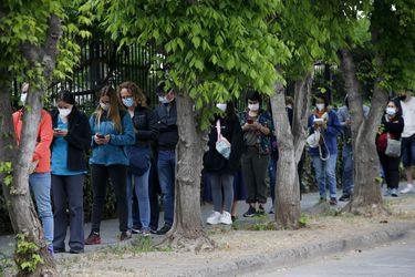 ¿Cuánto tardó votar? Esperas afuera de los locales promediaron 14 minutos, con extremos de hasta dos horas