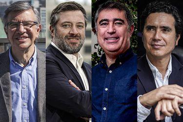 Minuto a minuto | Preguntas cruzadas entre los candidatos marcan final del debate de primarias de Chile Vamos