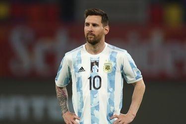 """Messi: """"Es el momento de dar un golpe y esta Copa América puede ser la posibilidad"""""""