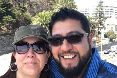 """El matrimonio de médicos contagiados que sale adelante: """"Estuvimos muy grave y ahora contentos de estar de vuelta"""""""