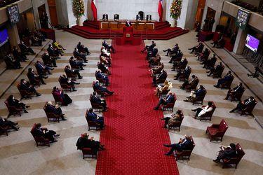Los emplazamientos que realizó al Congreso el Presidente Piñera