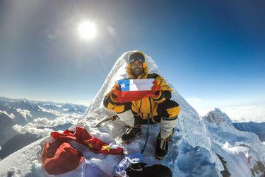 """Juan Pablo Mohr, antes de su expedición: """"Quiero hacer cumbre en cada región de Chile, instalar refugios de buen nivel y ser un aporte al país"""""""
