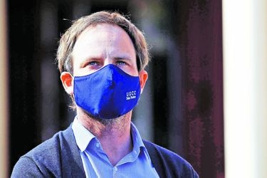 """Zúñiga dice que situación en Magallanes es """"bastante difícil"""" por aumento de casos de coronavirus y advierte que """"estamos muy cerca"""" de llegar a una """"ocupación total de camas"""""""