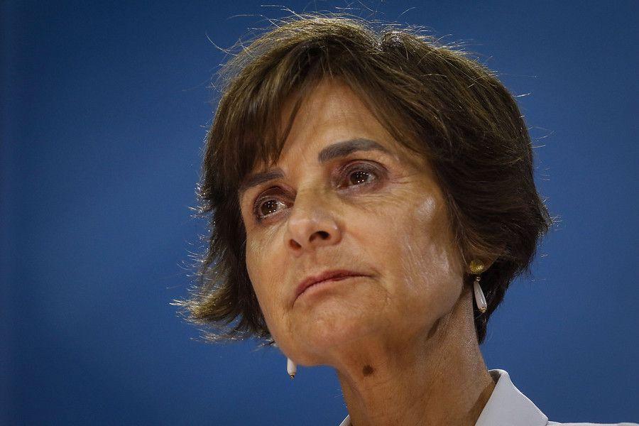 Subsecretaria de Salud Pública, Paula Daza. (Foto: Agencia Uno)