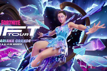 Ariana Grande será la próxima artista en presentarse en Fortnite