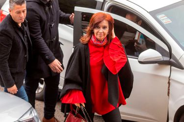 Cristina K es enviada a juicio por causa derivada del caso cuadernos