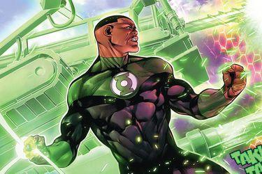 La película de Green Lantern Corps todavía estaría en desarrollo