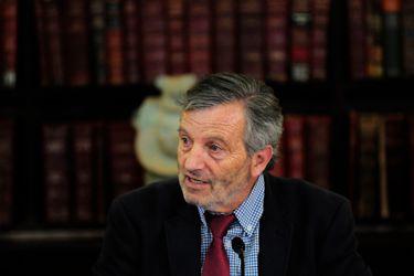 El día en que el Senado homenajeó a Antonio Horvath por su compromiso con los temas medioambientales