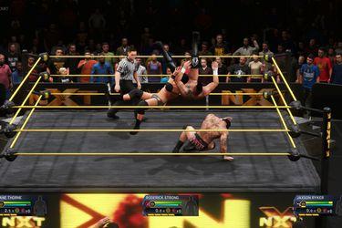 La WWE confirmó que este año no tendrán un nuevo videojuego