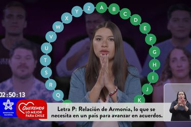 Chilevisión evalúa acciones por referencia al programa Pasapalabra en la franja de RN