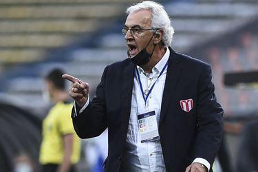"""Jorge Fossati: """"Si los problemas te los crean los bolivianos y no los argentinos, no creo que Lasarte esté muy contento"""""""