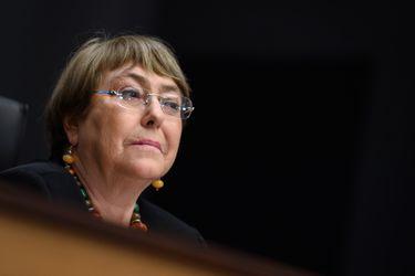 Piden a Michelle Bachelet crear comisión para investigar violencia policial en EE.UU.