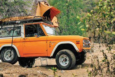 ¡Vámonos de camping!