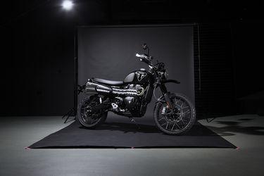 Triumph Motorcycles y su 1200 para 007