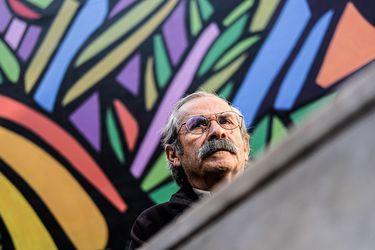 """Mono González, candidato al Premio Nacional: """"Queremos que se reconozca el arte de la calle"""""""