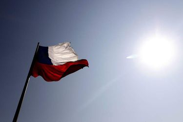 Izamiento de la Gran Bandera Bicentenario