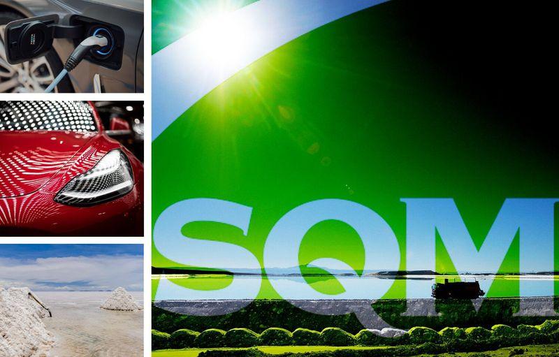 Vicepresidente de Finanzas de SQM atribuye rally alcista de las acciones a positivas perspectivas para el mercado de autos eléctricos