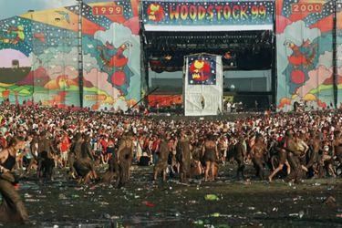 Yo estuve en el caos de Woodstock 99