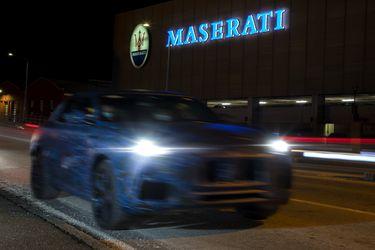 La compañía para el Levante, viene: Maserati perfila el arribo del SUV Grecale