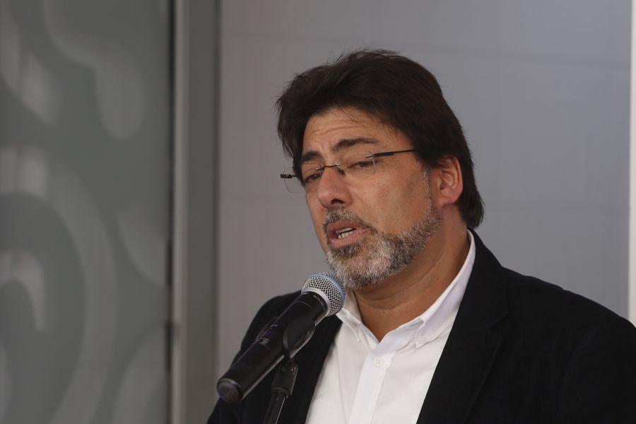 Daniel Jadue, alcalde de Recoleta.