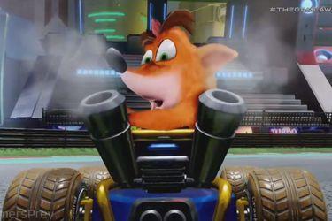 Crash Team Racing: Nitro Fueled incluirá nuevos vehículos y pistas