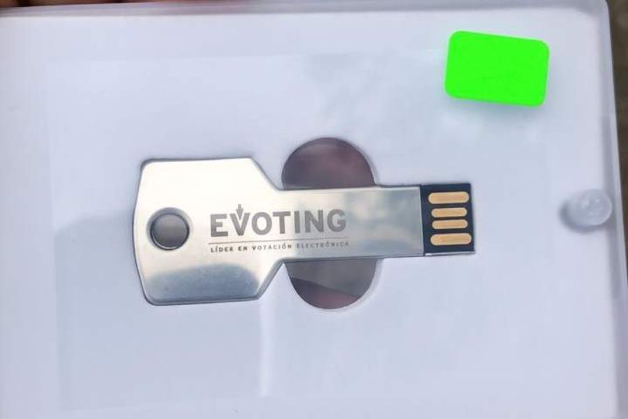 llave-evoting