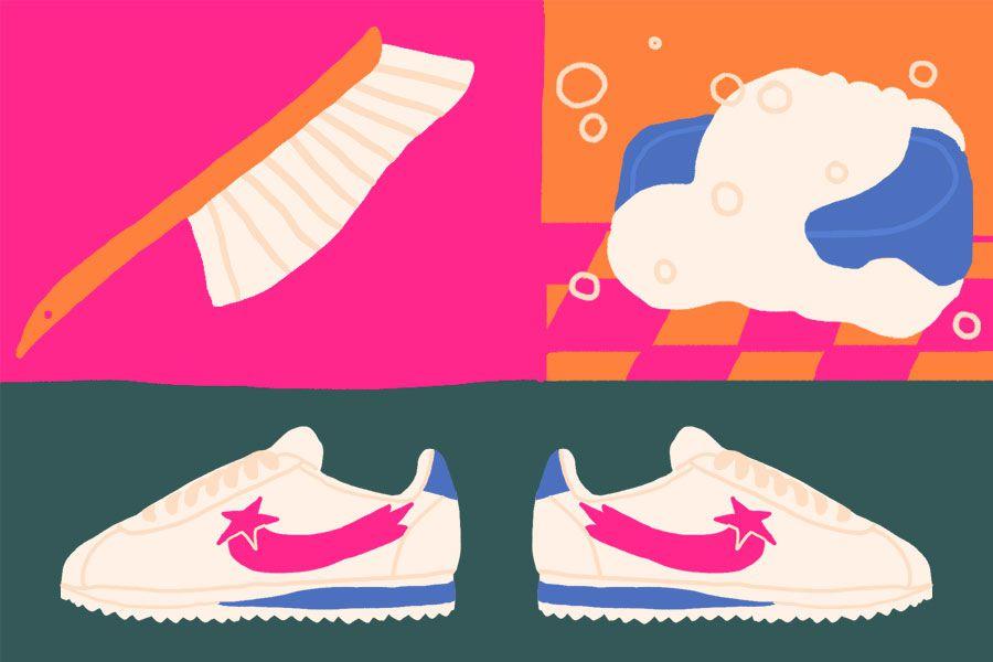 limpiar-zapatillas