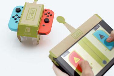 Hágalo usted mismo: Nintendo quiere que juguemos con cartón