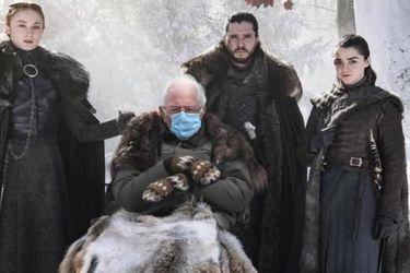 Westeros, 31 minutos y Tatooine: los hilarantes memes que sitúan a Bernie Sanders en la cultura pop