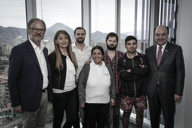 25/10/2019MESA DE DIALOGO EN LA TERCERAMario Tellez/La Tercera