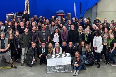 James Gunn anunció el fin de las filmaciones de The Suicide Squad