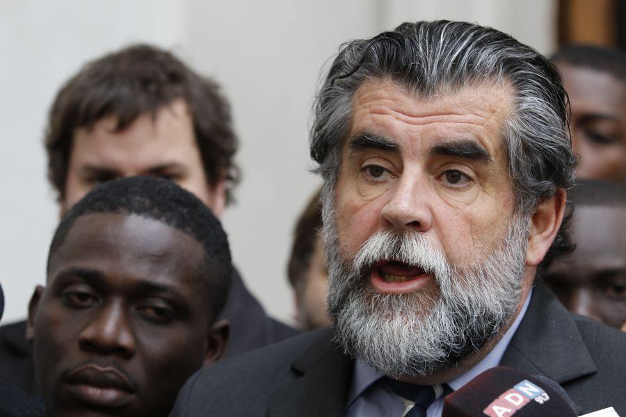 El subsecretario del Interior recibe a líderes de la comunidad haitiana en Chile