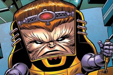 Keith David habría interpretado a M.O.D.O.K. en la cancelada serie de los New Warriors de Marvel