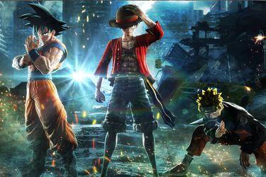 Se conocen los siete personajes que llegarán como DLC a Jump Force