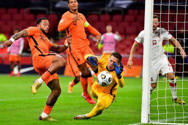 Nations League: Holanda gana en su primer partido post Koeman