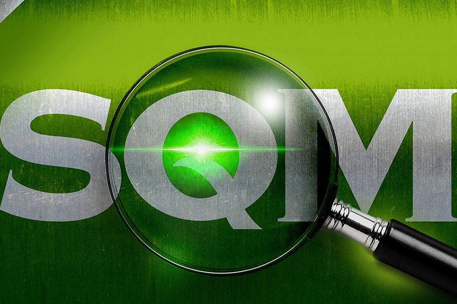 Producción digital tema SQM