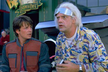 Volver al futuro 2: ¿la mejor película de todos los tiempos?