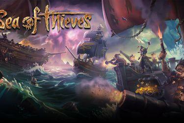 Sea of Thieves logra reunir a más de 40 mil jugadores simultáneos en Steam