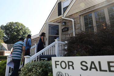 Las ventas de viviendas en EE.UU. extendieron su poderoso repunte hasta agosto