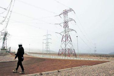 Presidente Pi–era, inaugura la linea de transmision electrica Cardones  Polpaico