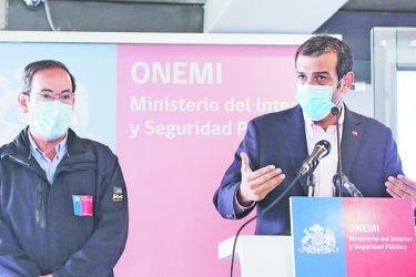 Incidente por mensajes de alerta de Onemi