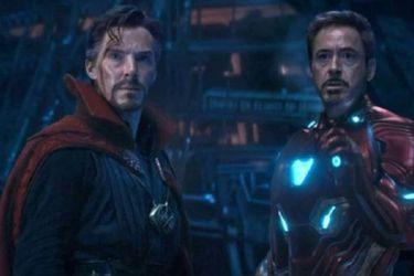 Benedict Cumberbatch improvisó un insulto a Iron Man en Avengers: Infinity War