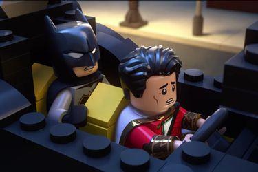 La Liga de la Justicia se transforma en niños en el tráiler de la película de LEGO de Shazam