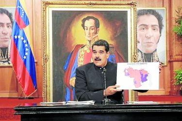 """Maduro: resultado electoral de Venezuela es un """"mensaje brutal"""" para Trump"""