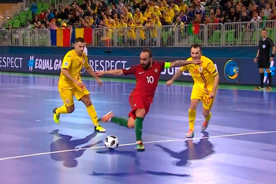 Futsal-Home