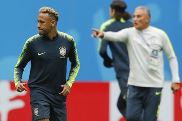 Neymar, Tite