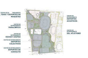 Parque Deportivo Estadio Nacional recibe histórica inversión en infraestructura Deportiva con miras a STGO 2023