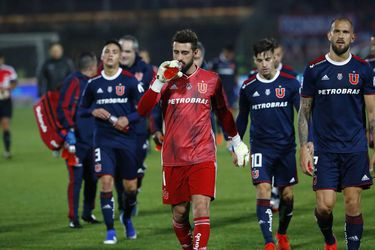 Universidad de Chile vs Coquimbo Unido, campeonato 2019