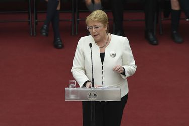 Bachelet educacion
